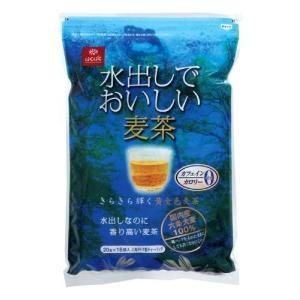 はくばく 水出しでおいしい麦茶 360g (20gX18P)×5個セット (きらきら輝く黄金色麦茶)