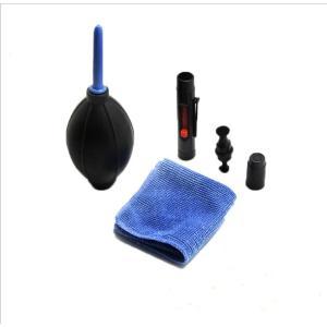 3点セット:ブロアー 1個、レンズクリーニングペン 1本、マイクロファイバークロス 1枚 ブロアー:...