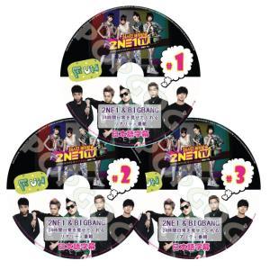 【韓流DVD】【2NE1・BIGBANG 24時間日常をみせ...