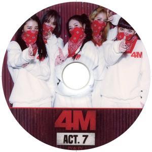 【韓流DVD】4MINUTE フォーミニッツ★4M ACT.7★PV & TV COLLECTION★K-POP MUSIC|rehobote