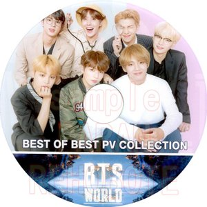 【韓流DVD】BTS [ 2019 BEST OF BEST PV COLLECTION ] ★防弾少年団