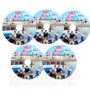 【韓流DVD】BTS【 BONVOYAGE SEASON3 】完 5枚セット (日本語字幕) ★ 防弾少年団 rehobote