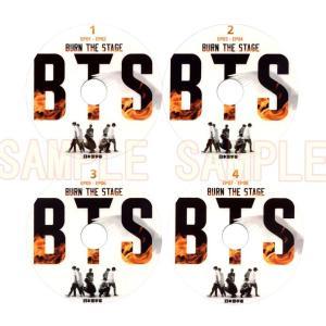【韓流DVD】 BTS 【 BURN THE STAGE 完 】4枚SET 完 EP01-EP08(日本語字幕)★ 防弾少年団 バンタン rehobote