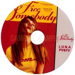 【韓流DVD】 f(x) エフエックス LUNA FREE SOMEBODY PV & TV COLLECTION★K-POP MUSIC rehobote