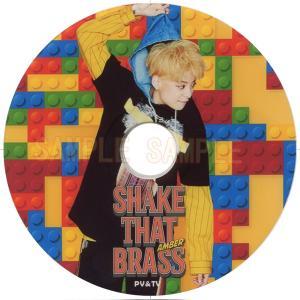 【韓流DVD】f(x) エフエックス AMAER /エンバ SHAKE THAT BRASS PV & TV COLLECTION★K-POP MUSIC rehobote