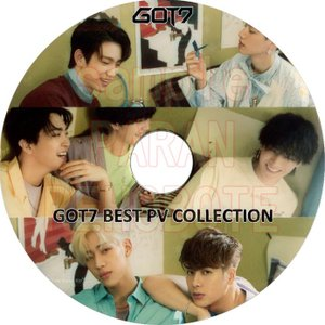【韓流DVD】 GOT7 ゴットセブン 「 BEST PV COLLECTION 」 K-POP MUSIC DVD★GOT 7|rehobote