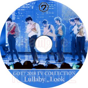 【韓流DVD】 GOT7 ゴットセブン 「2018 TV COLLECTION 」Lullaby ★ K-POP MUSIC DVD★GOT 7|rehobote