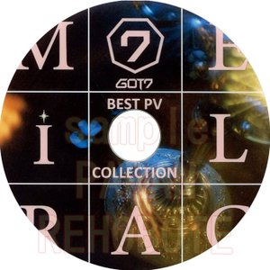 【韓流DVD】 GOT7 ゴットセブン 「 BEST PV COLLECTION 2nd」 K-POP MUSIC DVD★GOT 7|rehobote