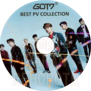 【韓流DVD】 GOT7 ゴットセブン [  2019 BEST PV  COLLECTION ]★ K-POP MUSIC DVD★GOT 7|rehobote