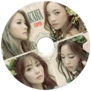 【韓流DVD】KARA ★ CUPID ★ PV &...