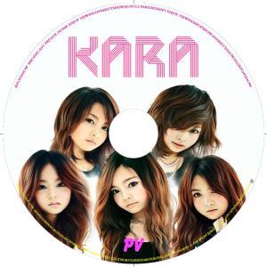 【韓流DVD】KARA ★  PV  COLLECTION★K-POP MUSIC