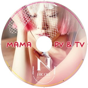 【韓流DVD】KARA Nicole★MAMA★ PV & TV COLLECTION★K-POP MUSIC