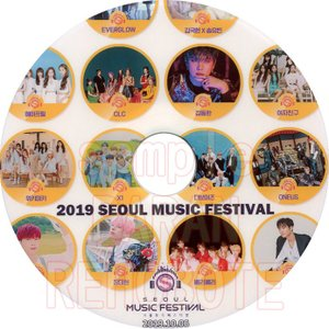 【韓流DVD】2019 SEOUL MUSIC FESTIVAL  (2019.10.06)  字幕なし ★  X1/ GFRIEND/ THE BOYZ/ ATEEZ/ APRIL/ CLC/ LOONA/ WEKIMEKI/ EVERGLOW 他|rehobote