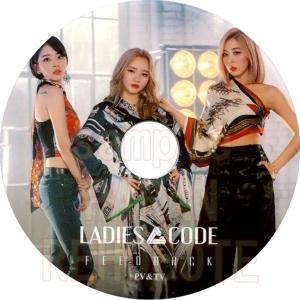 【韓流DVD】LADIES' CODE [ 2019 PV & TV COLLECTION ] ★レディースコード K-POP MUSIC|rehobote