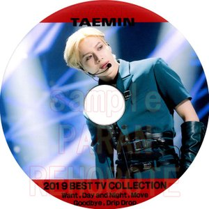 【韓流DVD】 SHINEE テミン [ 2019 BEST TV COLLECTION ] ★シャイニー TAEMIN|rehobote
