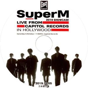 【韓流DVD】SuperM SHOWCASE  (2019.10.05) (日本語字幕)★ スーパーエム SHINee テミン EXO ベクヒョン/カイ /NCT127|rehobote