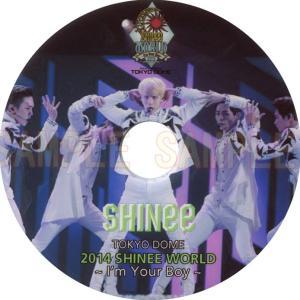 【韓流DVD】SHINee シャイニー【2014 SHINEE WORLD I'M YOUR BOY 】in JAPAN ★|rehobote