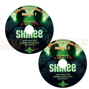 【韓流DVD】SHINee シャイニー 【2013 SHINEE WORLD ~BOYS MEET U~】in JAPAN 2枚セット★K-POP|rehobote