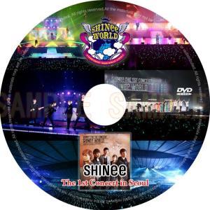 【韓流DVD】SHINee シャイニー【 SHINee WORLD The 1st Concert in Seoul】★K-POP|rehobote