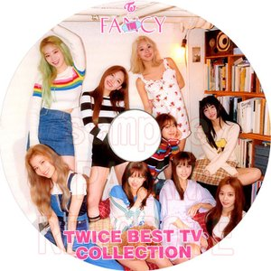 【韓流DVD】TWICE [ 2019 BEST TV COLLECTION ] ★トゥワイス|rehobote