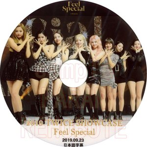 【韓流DVD】TWICE 「2019 Showcase Feel Special 」2019.09.23 (日本語字幕) ★TWICE DVD / トゥワイス|rehobote