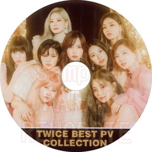 【韓流DVD】TWICE 「2019 BEST PV  Collection」2nd ★ TWICE DVD / トゥワイス|rehobote