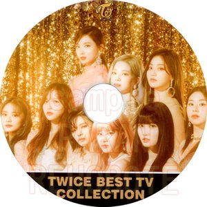 【韓流DVD】TWICE 「2019 BEST TV  Collection」 ★ TWICE DVD / トゥワイス|rehobote