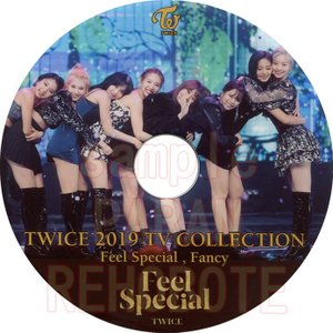 【韓流DVD】TWICE 「2019 Feel Special / FANCY  TV  Collection」 ★ TWICE DVD / トゥワイス|rehobote