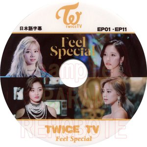 【韓流DVD】TWICE 「 TWICE TV Feel Special  」ep01-ep11 (日本語字幕)★ トゥワイス|rehobote