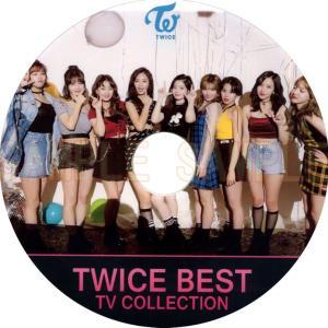 【韓流DVD】TWICE BEST TV COLLECTIO...