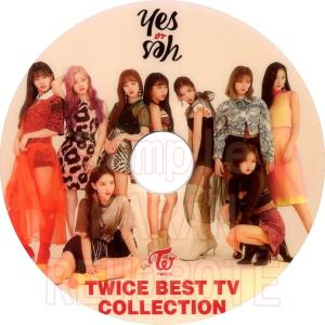 【韓流DVD】TWICE [ BEST TV COLLECTION ] YES or YES ★トゥワイス