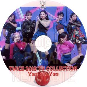 【韓流DVD】TWICE [2018 YES or YES TV COLLECTION ] YES or YES ★トゥワイス|rehobote