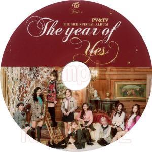 【韓流DVD】TWICE [ PV & TV COLLECTION ]The Year Of Yes★トゥワイス|rehobote