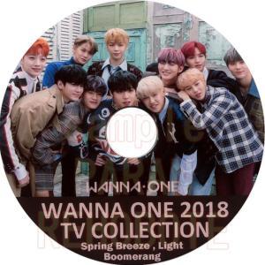 【韓流DVD】Wanna One [ 2018 TV コレクション] Spring Breeze,Light Boomerang ★ワノワン|rehobote
