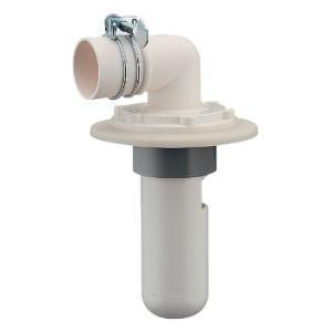 カクダイ 洗濯機用VP・VU兼用排水トラップ(カバーつき) 426-021-50|rehomestore