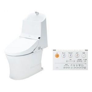 TOTO ウォシュレット一体形便器 GGタイプ GG1-800 床排水芯200mm タンク式 手洗いあり ホワイト CES9313L#NW1|rehomestore