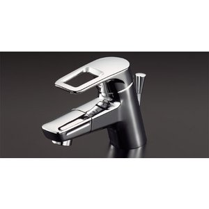 『送料無料』TOTO TLHG31D 洗面所用水栓金具 シングルレバー混合栓(吐水口回転タイプ)|rehomestore