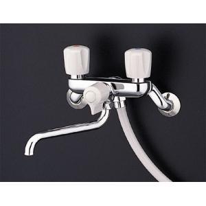 TOTO 浴室蛇口 TMS25C 2ハンドルシャワー金具 壁付き 一時止水なし スパウト170mm rehomestore