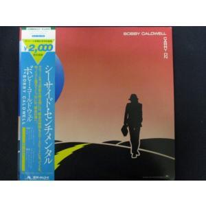 LP/レコード 0046■ボビーコールドウェル/シーサイドセンチメンタル/帯付/20MM9037