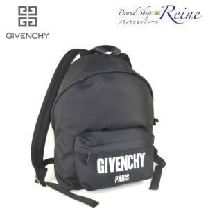 ジバンシィ(GIVENCHY) ロゴ キャンバス バックパック リュック BJ05766 新品|reine-web