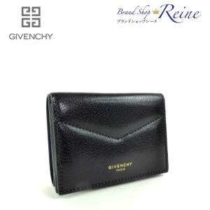 ジバンシィ(GIVENCHY) エッジ ミニ ウォレット コンパクト 三つ折り 財布 BB605TB0CC 新品|reine-web