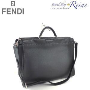 フェンディ(FENDI) セレリア ピーカブー 2way ハンド ショルダー バッグ 7VA388 美品 【中古】|reine-web