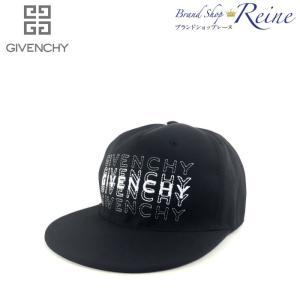 ジバンシィ(GIVENCHY) ロゴ ベースボール シェーディング キャップ 帽子 BPZ003P 新品|reine-web