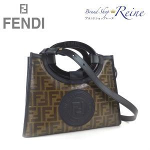 フェンディ(FENDI) ラナウェイ ショッピング 2way ハンド ショルダー バッグ 8BH353 新品|reine-web