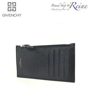 ジバンシィ(GIVENCHY) ジップ コンパクト コインケース カードケース 小銭入れ BK06049 新品|reine-web