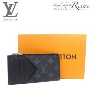 ルイヴィトン(LOUIS VUITTON) モノグラム・エクリプス M30271 コインカード・ホルダー カードケース コインケース 新品|reine-web