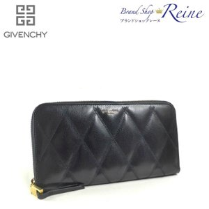 ジバンシィ(GIVENCHY) GV3 ジーブイスリー ラウンドファスナー 長財布 BB608NB 新品|reine-web