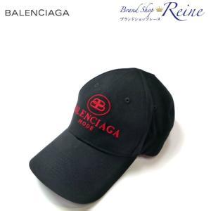 バレンシアガ (BALENCIAGA) BB MODE ロゴ ベースボール キャップ 579172 L59 新品|reine-web