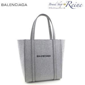 バレンシアガ(BALENCIAGA)  Everyday エブリデイ トート XXS 2way ロゴ バッグ 551815 中古|reine-web