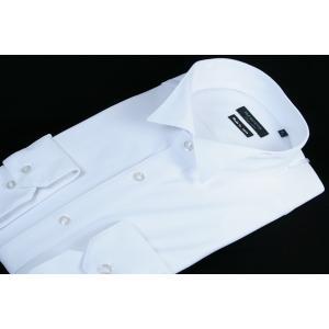 ダンスシャツ ウィングカラー 白 ホワイト 着脱式裾固定バンド付 日本製 メンズ 社交ダンス DWHS05w|reisouclub